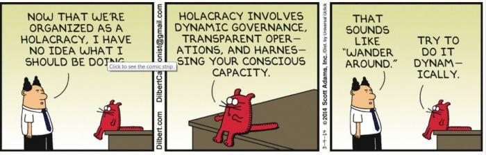 dilbert governance